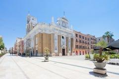 Taranto, Apulien - 31. MAI 2017 - Kirche von Maria Santissima-del lizenzfreies stockfoto