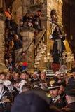 TARANTO wielkanocy folklor zdjęcie royalty free