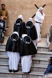 TARANTO wielkanocy folklor zdjęcia royalty free