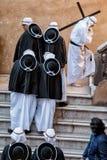 TARANTO wielkanocy folklor obraz stock