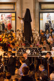TARANTO wielkanocy folklor zdjęcie stock