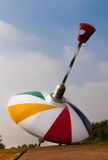 Tararear-top de Bromtol Oosterhout Imagenes de archivo