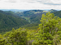 Tararua Range on North Island of New Zealand Royalty Free Stock Image