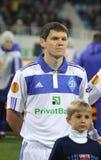 Taras Mikhalik of Dynamo Kyiv Stock Images