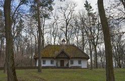 Taras Shevchenko chamber in Kaniv, Ukraine Royalty Free Stock Photos