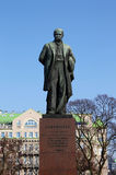 Taras Shevchenko monument Stock Images