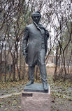 Taras Shevchenko-monument Stock Foto's