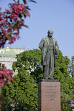 Taras Shevchenko monument in Kyiv Royalty Free Stock Photo
