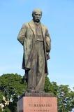 Taras Shevchenko Monument, Kyiv, Ukraine Stock Photos