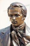 Taras Shevchenko monument, Vinnytsia Royalty Free Stock Photos