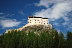 Taraschp castle Stock Photo