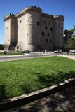 tarascon замока Стоковое Фото