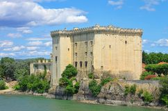 Tarascon Royalty Free Stock Image