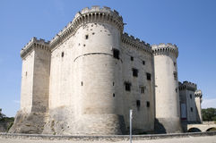 Tarascon Castle, France Royalty Free Stock Photography