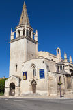 Tarascon Church Royalty Free Stock Photos