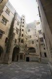 Tarascon Schloss Stockfotografie