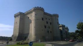 Tarascon Castle royalty free stock photography