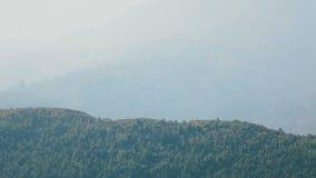 Tarasowate góry w Sa Pa zbiory wideo