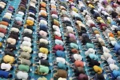 Tarawih Prayers Royalty Free Stock Photography