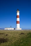 Tarbat Ness Lighthouse Royalty Free Stock Photo