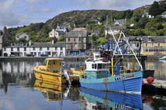 Tarbert Royalty Free Stock Photography