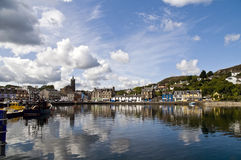 Tarbert Royalty Free Stock Photos