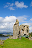 Tarbert castle Royalty Free Stock Photography