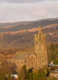 Tarbert church Stock Photography
