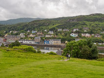 Tarbert harbour Royalty Free Stock Images