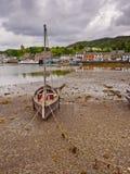 Tarbert harbour Stock Image