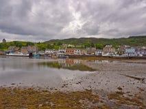 Tarbert harbour Stock Images