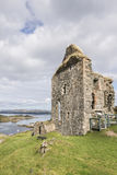Tarbert kasztel w Argyll, Szkocja Obrazy Stock