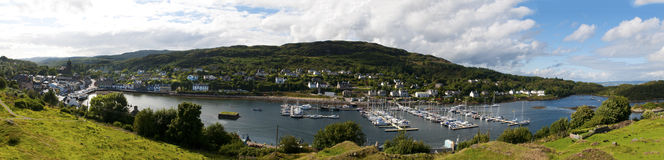 Tarbert Royalty Free Stock Images