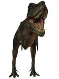 Tarbosaurus Bataar-3D Dinosaur Stock Image