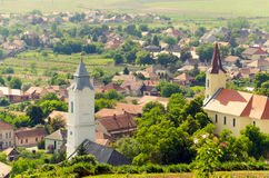 Tarcal is a village on the eastern edge of Borsod-Abauj-Zemplen county, northern Hungary, in the famous Tokaj-Hegyalja wine distri Royalty Free Stock Photography
