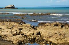 Tarcoles村庄-哥斯达黎加 免版税图库摄影