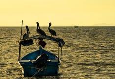 Tarcoles wioska - Costa Rica Obrazy Royalty Free