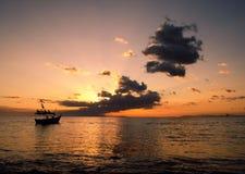 Tarcoles wioska - Costa Rica Zdjęcie Royalty Free