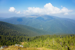 Tarcu Mountains Royalty Free Stock Photos