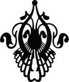 tarcza abstrakcyjna Zdjęcia Royalty Free