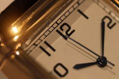 Tarcza wristwatches zdjęcie stock