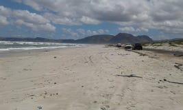 Tarde de Ciudad del Cabo Imagen de archivo libre de regalías