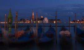 Tarde de Venecia Imagen de archivo libre de regalías