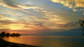Tarde del verano Foto de archivo libre de regalías