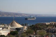 Tarde Eilat Imagenes de archivo