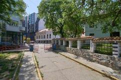 Tarde en Belgrado Imagen de archivo