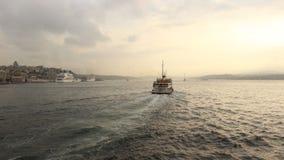 Tarde en Estambul imagen de archivo libre de regalías
