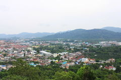 Tarde en Phuket Fotografía de archivo libre de regalías