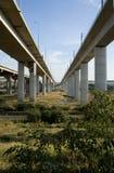Tarde ponte do 20o século Fotografia de Stock