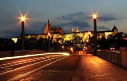 Tarde Praga #2. Imagen de archivo